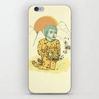 Jaguar II iPhone & iPod Skin