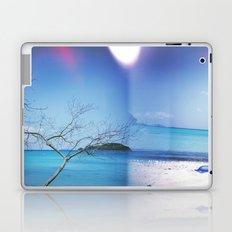 Beach Multiple Exposure Laptop & iPad Skin