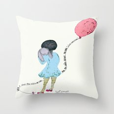 When I Saw You I Fell In Love 2 Throw Pillow