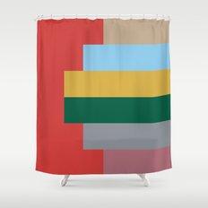 moda v.3 Shower Curtain