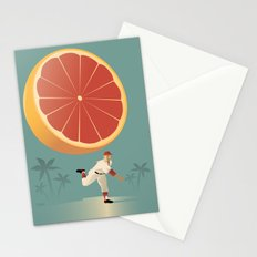 Grapefruit League Stationery Cards