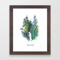 Tom McCall's Oregon Framed Art Print