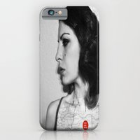 iPhone & iPod Case featuring You are here in my heart by Jake Stanton