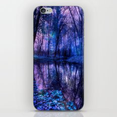 Enchanted Forest Lake iPhone & iPod Skin