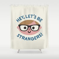 Best Friends For Never Shower Curtain