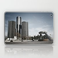 Detroit's Hart Plaza Laptop & iPad Skin