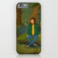 Chilling in the Woods iPhone 6 Slim Case