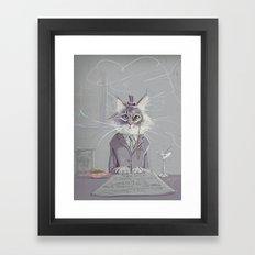 Gog0l Framed Art Print