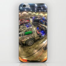 Lets Go Back to the Future! iPhone & iPod Skin