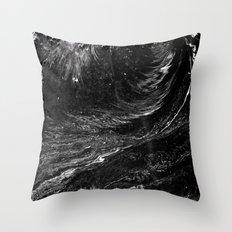 ASPHALT GALAXY Throw Pillow