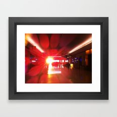 T5 Framed Art Print