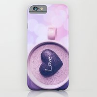 A cup of love iPhone 6 Slim Case