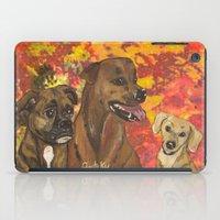 Dogs Bailey , Jake & Mag… iPad Case