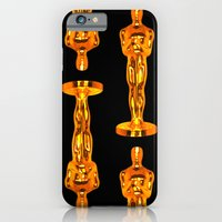 iPhone & iPod Case featuring OSCAR by KARAM