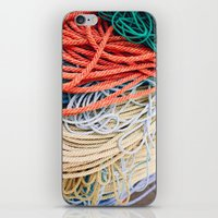 Sailor Rope II iPhone & iPod Skin