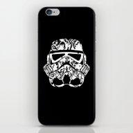 Trooper iPhone & iPod Skin
