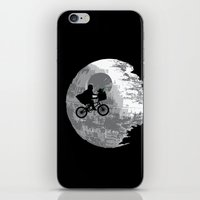 Yoda Phone Home iPhone & iPod Skin