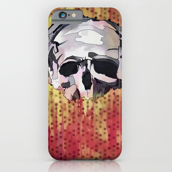 Skully. iPhone & iPod Case