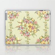 Bouquet Blossom Laptop & iPad Skin