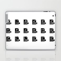 Icons Laptop & iPad Skin