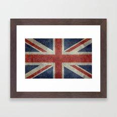 England's Union Jack (3:… Framed Art Print