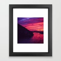 Beach Framed Art Print
