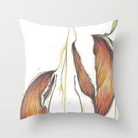 Lobster Tales Throw Pillow