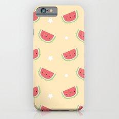 Kawaii watermelon Slim Case iPhone 6s
