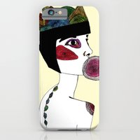 Queen iPhone 6 Slim Case