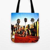 california adventuring Tote Bag