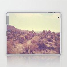 Joshua Tree photograph Laptop & iPad Skin