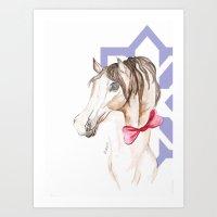 Horse 3 Art Print