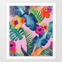 Tropic Dream Art Print