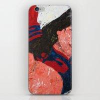 Roberta iPhone & iPod Skin