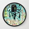 Gobeleur Wall Clock