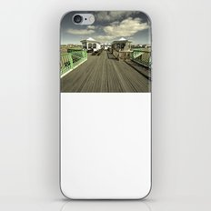The pier at St Annes on sea iPhone & iPod Skin