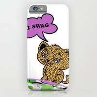 Kitten Swag iPhone 6 Slim Case