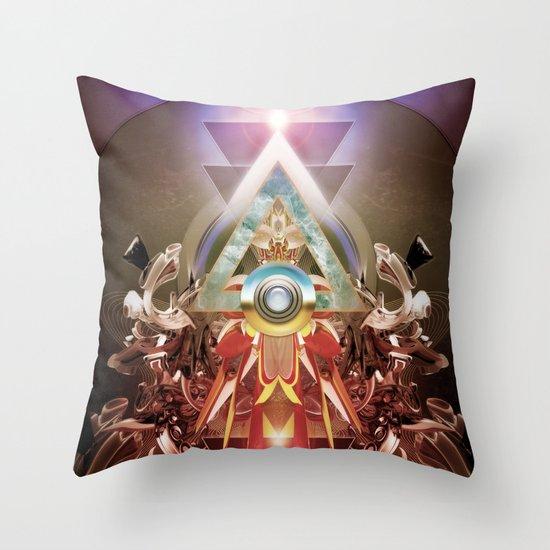 Powerslave 2020 Throw Pillow