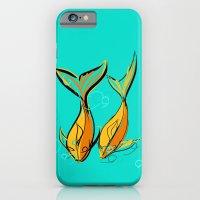 Goldphishes iPhone 6 Slim Case