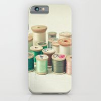 iPhone & iPod Case featuring City by Cassia Beck