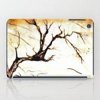 Landscape Blossom iPad Case