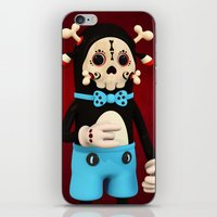 Bad Petryck iPhone & iPod Skin