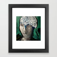 Loose Ends Framed Art Print