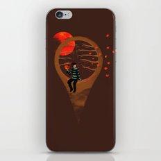 Here Am I iPhone & iPod Skin