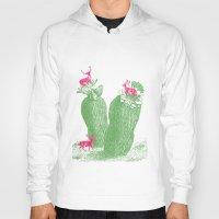 Deer cactus Hoody