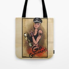 Go Germany! Tote Bag