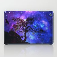 Into  The Space iPad Case
