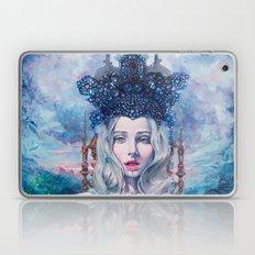 Self-Crowned Laptop & iPad Skin