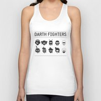 Darth Fighters Unisex Tank Top