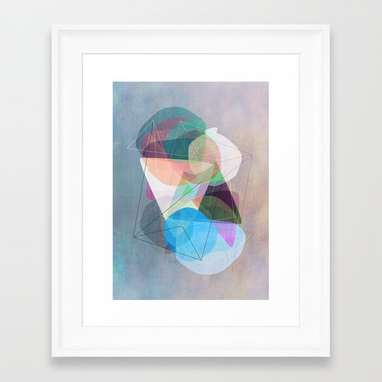 Graphic 117 X Framed Art Print